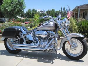 Linda's Harley-Davidson