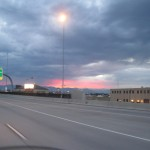 Sunset in Denver